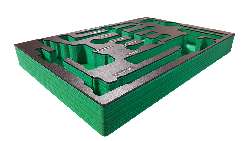 Mesa Tool Trays