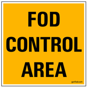 FOD Control