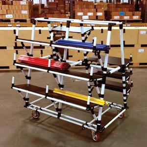 a-frame cart
