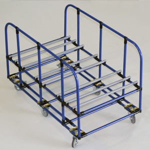 Cradle Push Cart