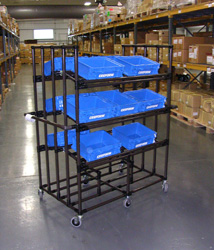 Warehousing Picking Cart